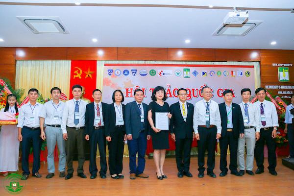 Hội thảo quốc gia về nhiên cứu ứng dụng cơ khí công nghệ đáp ứng công nghiệp 4.0